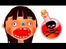 ГОТОВКА ЧЕЛЛЕНДЖ 5 смешная, развлекательная игра для детей / готовим еду ПУРУМЧАТА