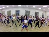 Jenn Morel - Ponteme | Female dancehall choreo by Michel Ars | FDC