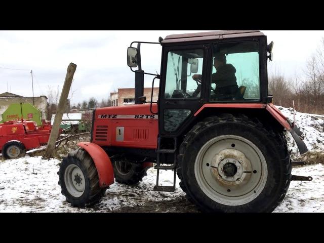 Трактор МТЗ 82 ТS