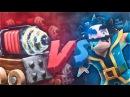 Спарки против Электро магов! Эпическое сражение! Clash Royale