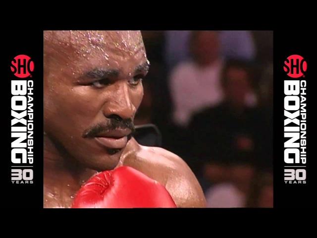 Mike Tyson vs Evander Holyfield (09. 11. 1996 )
