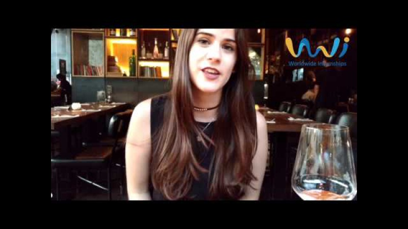 Patricia Gomez Thailand Experience Uno Más by Centara Hospitality Intern Testimonial