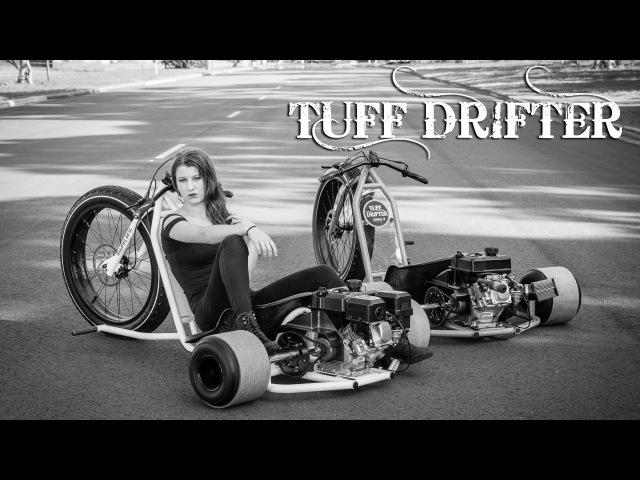 Tuff Drifter - Motorised Drift Trike by Edged Industries