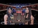 Alyse Anderson vs Shino VanHoose Full Fight Invicta FC 25