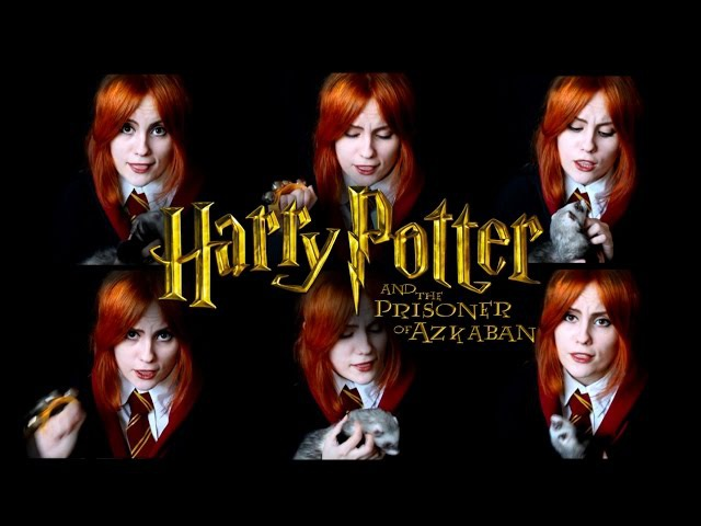 Double Trouble - Harry Potter and the Prisoner of Azkaban (Gingertail Cover)