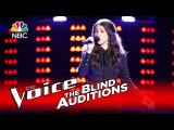 The Voice 2016 Blind Audition - Halle Tomlinson