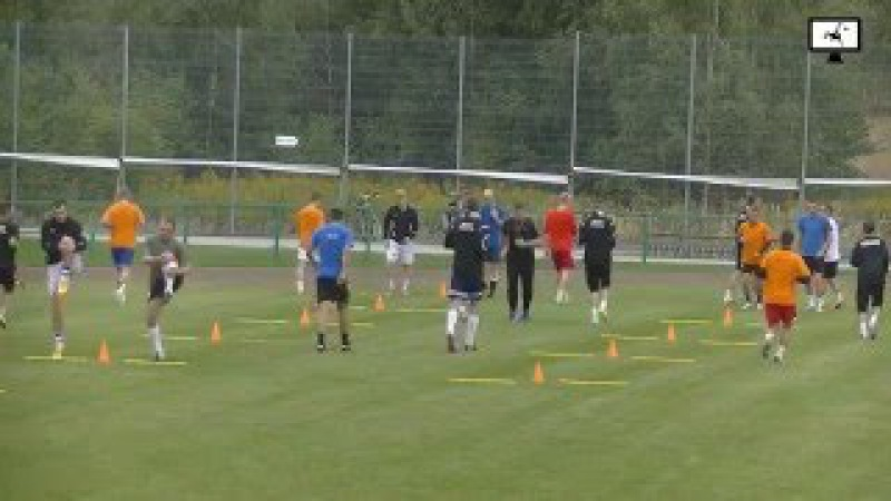 Warm Up 1 Speed and Agility