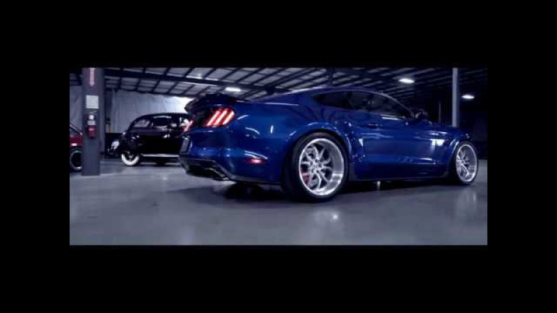 SHELBY SUPER SNAKE | 2017 widebody concept