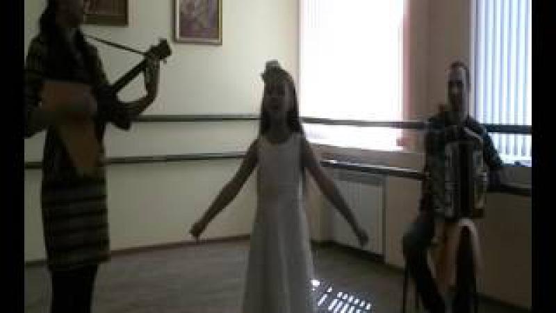 Засухина Евгения Как по улице Варваринской