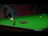 Ronnie O'Sullivan 107 v James Cahill China Open Qualifiers 2017