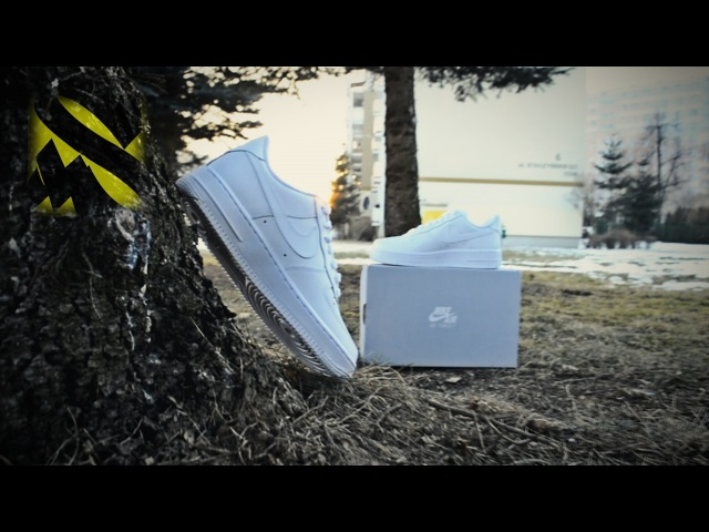 Смотрим на женские Nike Air Force 1 Low Wmns (315115-112) - Styles.ua
