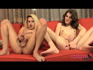 Paris Brawner & Vixxen Goddess!! (18 Mar 2015) (Transsexual, Shemale, ts, tgirl, femboy, Tranny, trap, Anal, Oral, All Sex)