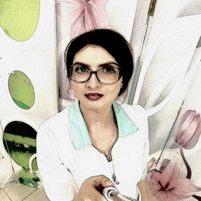 Карина Харламова