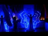 Рождение Ангела- светодиодное шоу - Шоу-балет СТИХИЯ