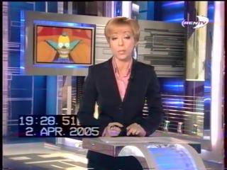 [staroetv.su] Неделя с Марианной Максимовской (REN-TV, 02.04.2005)