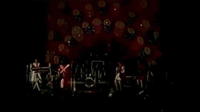 Заграва Опришки live Червона рута '89
