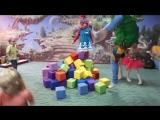Бим- Бом-Поролон с Троллями в игровой