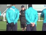 Benitez's pre-Derby media briefing