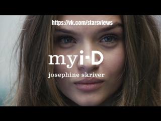 Жозефин Скрайвер для iD RUS SUB (2017)