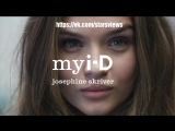 Жозефин Скрайвер для iD [RUS SUB] (2017)