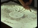Пісок унікальний матеріал для творчості Це спогади дитинства і відсутність страху творіння Один із прийомів допомагає вгадув