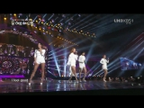 Mamamoo - Youre The Best + Decalcomanie @ KBS U Have A Dream 170531