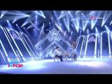 Somin & Hightop - Intro + Blue @ Simply K-Pop 170609