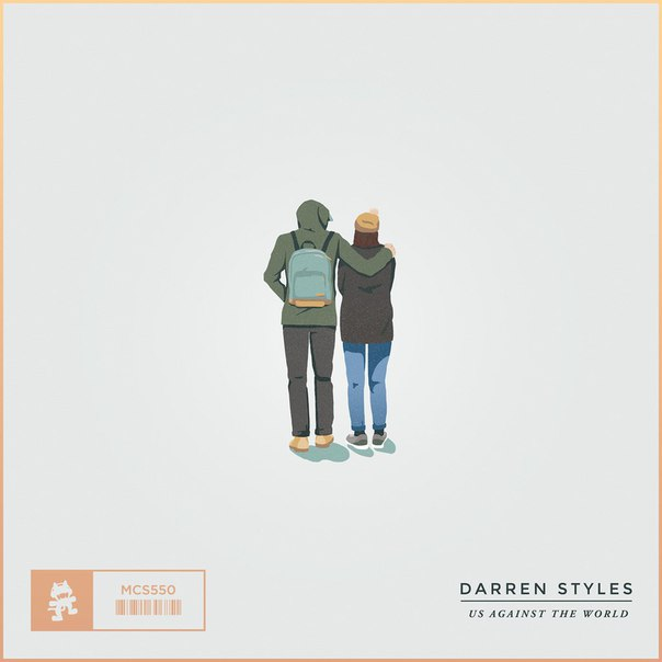 Darren Styles - Us Against the World (Original Mix)