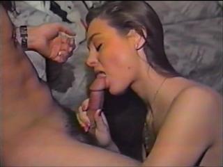 Black double penetration sex