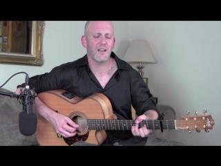 """""""Imagine"""" by John Lennon - Solo Fingerstyle Guitar - Adam Rafferty"""