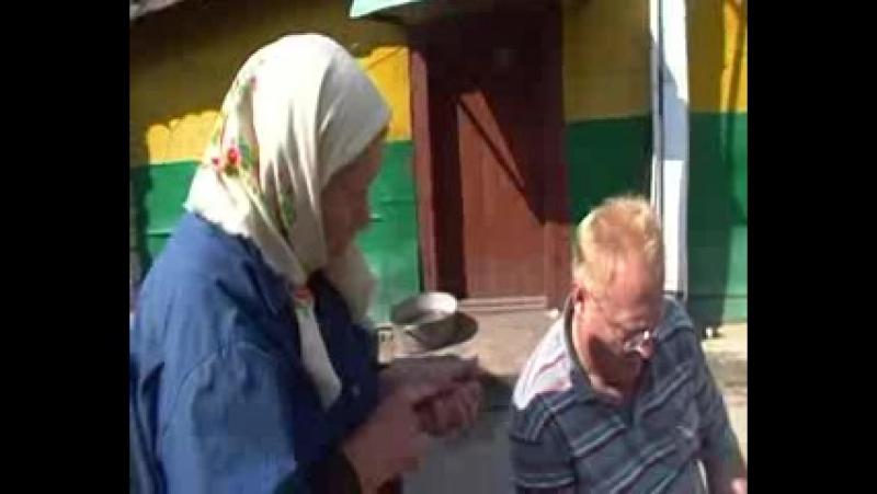 Бабця Оксана розповідає про Злочини бандерівців