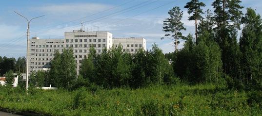 Усть-Илимская центральная больница