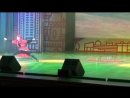танец с кинжалами ачегу