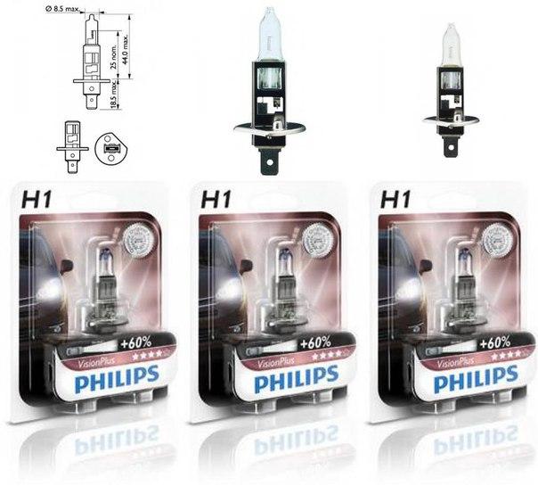 Лампа накаливания, фара дальнего света; Лампа накаливания, основная фара; Лампа накаливания, противотуманная фара для AUDI A1 Sportback (8XA, 8XK)