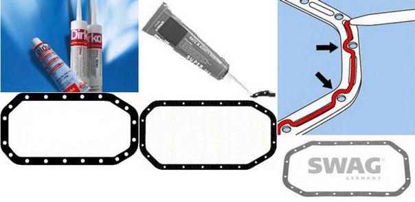 Прокладка, маслянный поддон для AUDI A2 (8Z0)