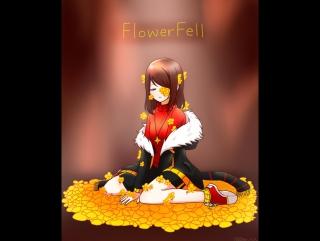 ПЕСНЯ ФЛОВЕРФЕЛЛ, НОВАЯ ВЕРСИЯ Undertale RUS SUB FlowerFell перевод песни _ Sa (1)