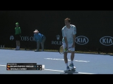 Brown_Ramos-Vinolas v Zimonjic_Zverev match highlights (1R) _ Australian Open 20