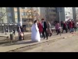 Поссорились в день свадьбы. Актобе.Казакша прикол 2017