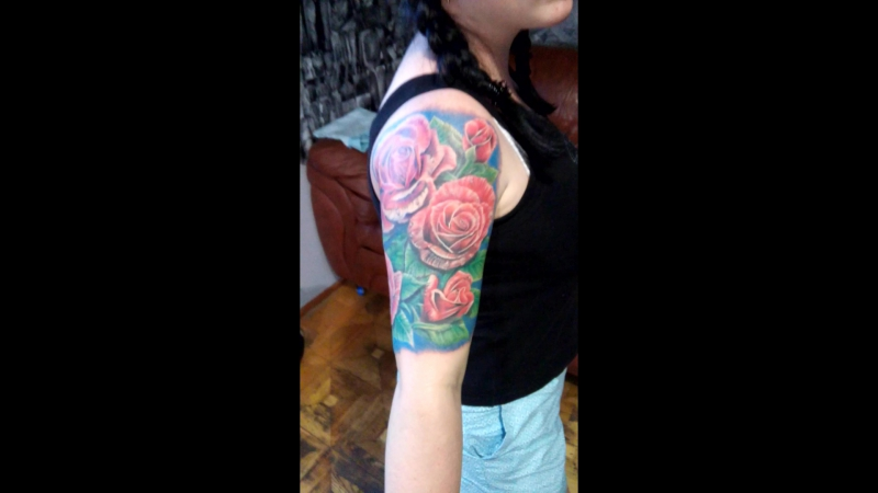 Розы для Марии