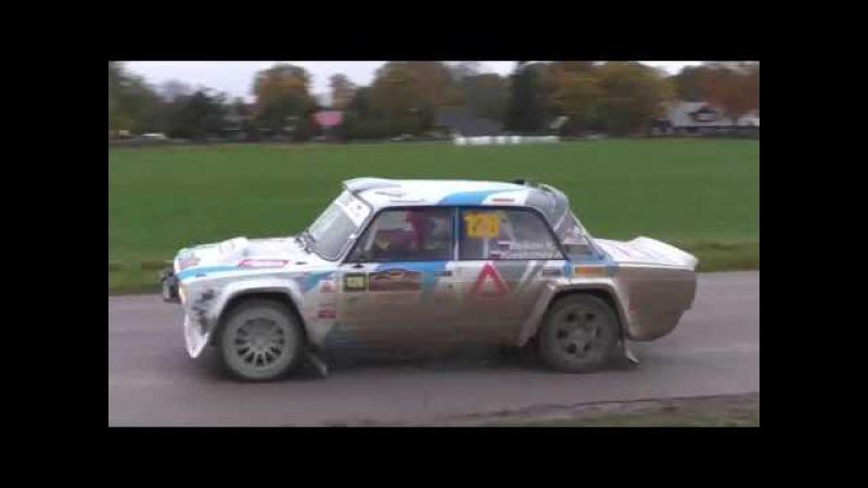 Saaremaa ralli 2017 BMW rally special 50FPS 1080P