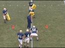 Notre Dame LB Football Drills