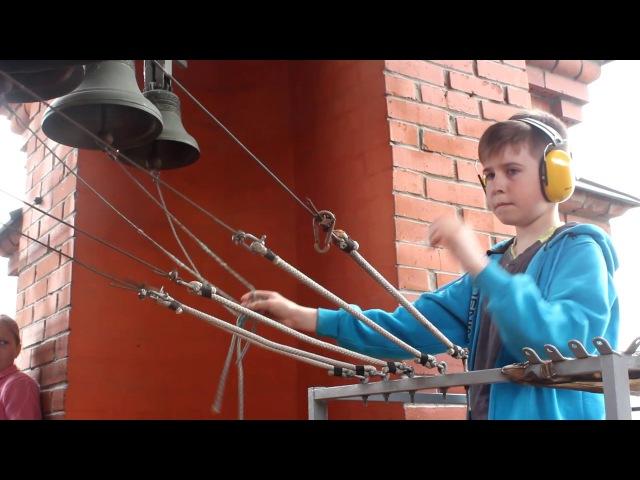 Пенюгин Эдуард. VII Детский фестиваль звонарей Сибири