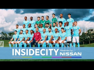FIRST TEAM PHOTO SHOOT & A ROYAL VISIT | INSIDE CITY 261