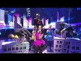 HD Eurovision 2011 Estonia Getter Jaani - Rockefeller Street (Semi-Final 2)