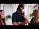 Entrevista a Omar Borkan El hombre más guapo del mundo