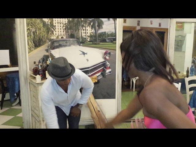 Rumba con los cubanos 🇨🇺Hansel Melgares y Angela Jauregui!