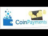 Как завести деньги в проект Coin Nuggets с кошелька  Coinpayments