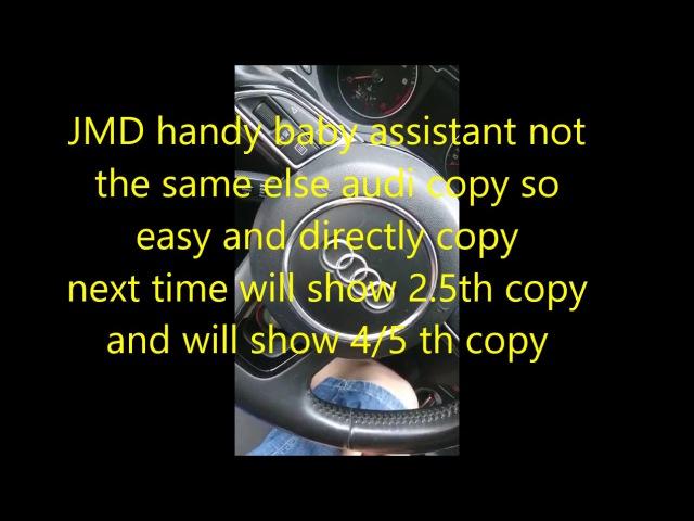 JMD Assistant copy audi Q3 so easy the same VW copy