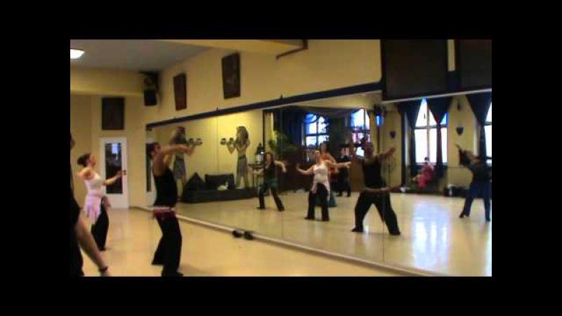 Alf Leyla wa Leyla, Azad Kaan WS in Germany, Oriental Dance