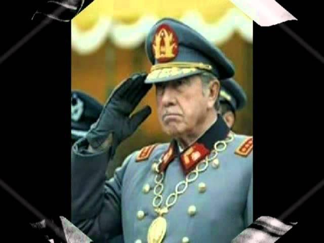 TRIBUTO AL GENERAL PINOCHET - Gracias por salvar a mi País - ® Pinochet Siempre Eterno